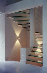 escalier verre 3